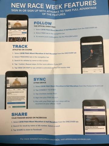 Fitbit Miami Marathon 2018 weekend – Expo & Race Review